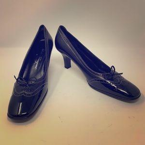 Salvatore Ferragamo Boutique Black Heels